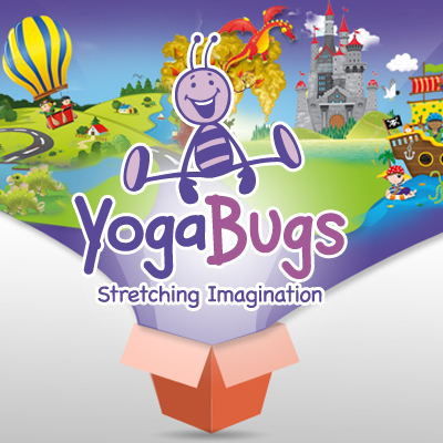YogaBugs, Stretching imagination