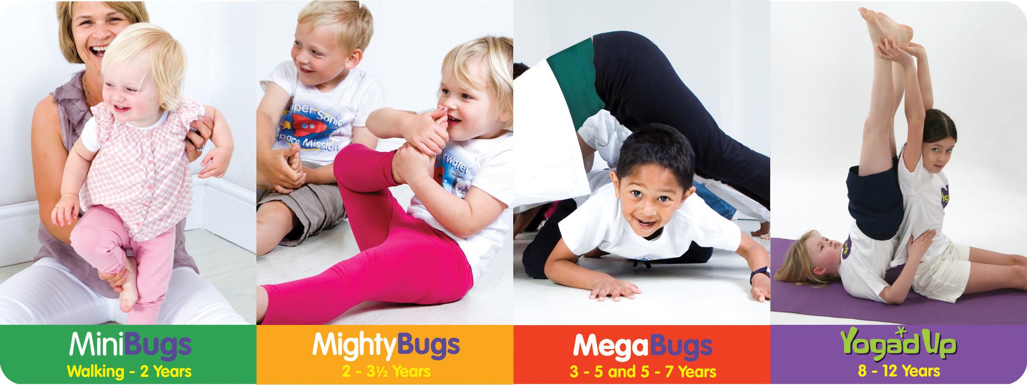 MiniBugs and MightyBugs