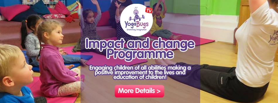 YogaBugs Impact and Change Programme