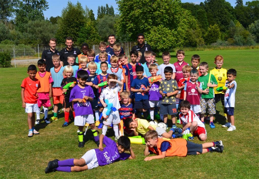 FootieBugs Kids Football Summer Holiday Camps in Solihull
