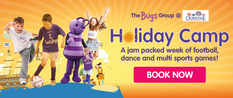 The Bugs Group Dorridge Holiday Camp