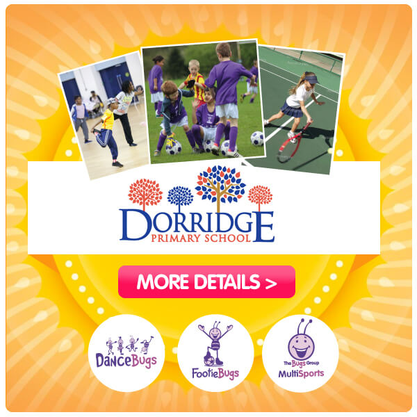 The Bugs Group Holiday Camp - Dorridge School