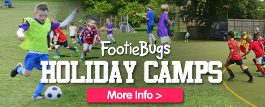 FootieBugs Football Summer Holiday Camps in Solihull