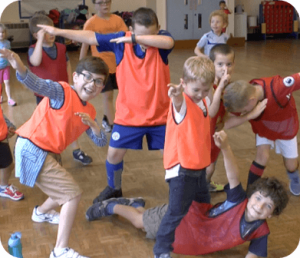 FootieBugs Kids Football Holiday Camp in Solihull