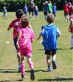 FootieBugs keeping children active through school classes, community classes and holiday camps