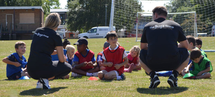 FootieBugs Holiday Camp