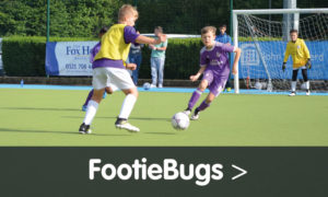 FootieBugs Kids Holiday Camp in Solihull