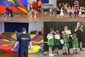 MultiBugs Multi Sports Holiday Camp in Quinton