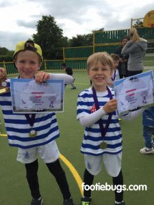 FootieBugs Football Children's Holiday Camp in Solihull