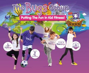 The Bugs Group - Putting the fun in kids fitness