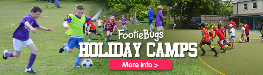 FootieBugs Kid's Holiday Camps in Solihull