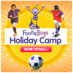 FootieBugs Kids Summer Holiday Camps in Solihull