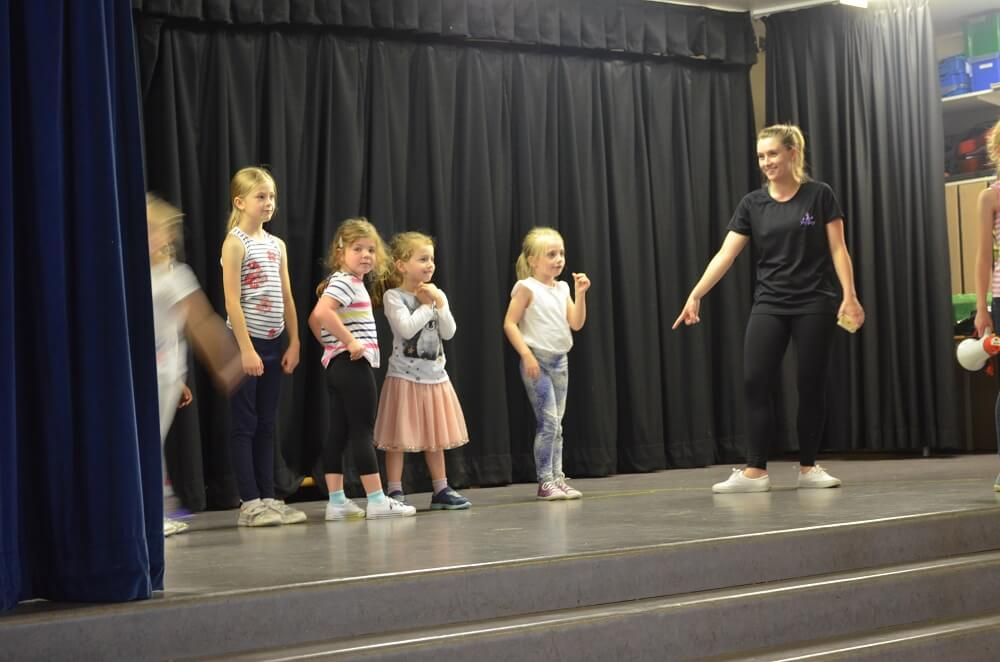 Children's Dance Classes in Solihull