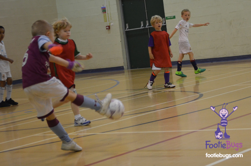 FootieBugs Christmas Holiday Camps in Solihull