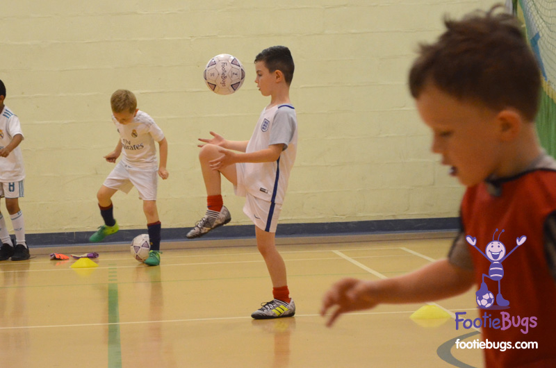 FootieBugs Kids Football Holiday Camp Solihull