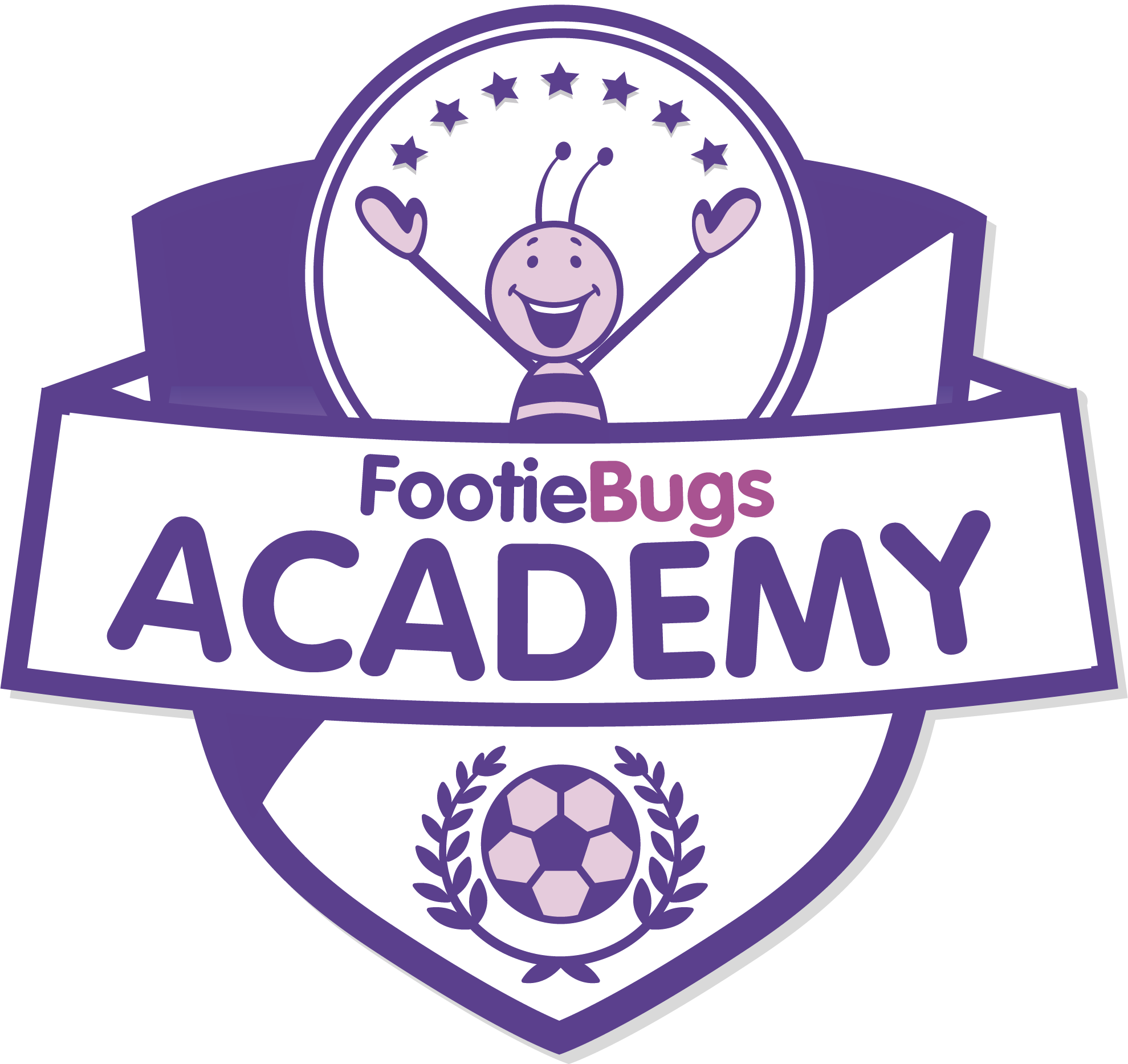 FootieBugs Academy Badge