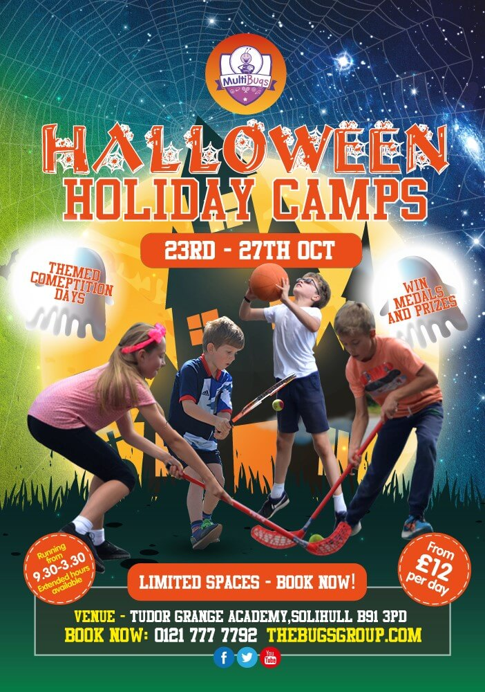 The Bugs Group Kids Holiday Camp in Solihull