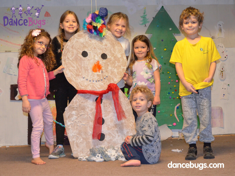 DanceBugs Christmas Holiday Camps in Solihull