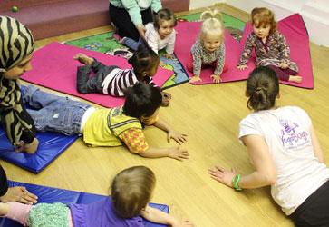 Benefits of Yoga for pre-school children