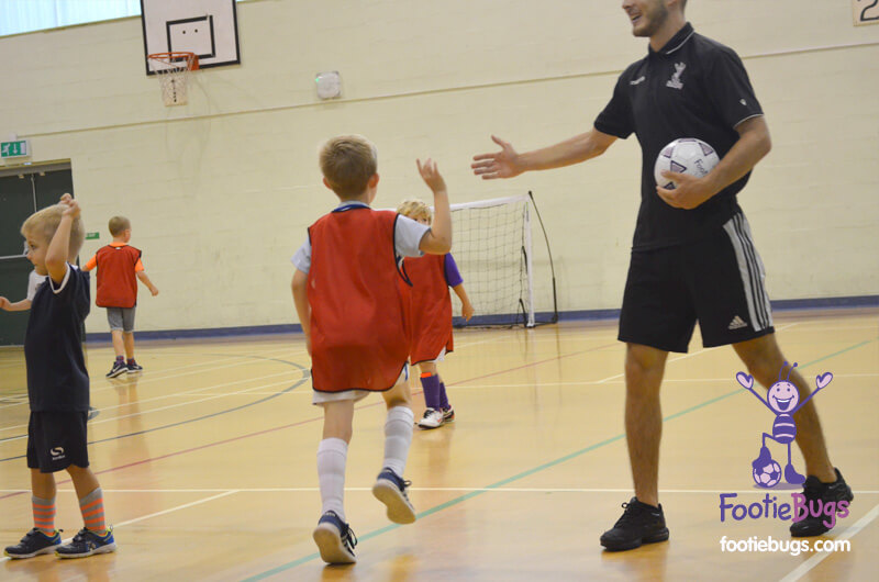 FootieBugs Sports Holiday Camps in Solihull