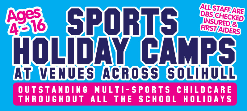 Kids Holiday Camps in Solihull
