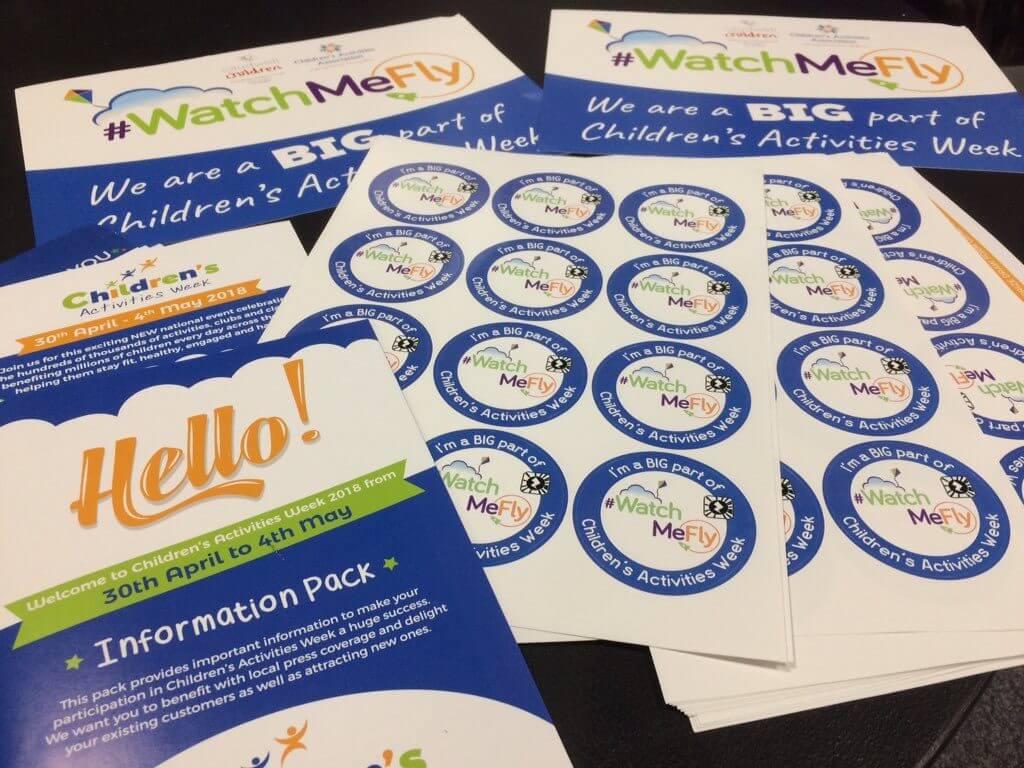 Children's Activities Week 2018 Information Pack