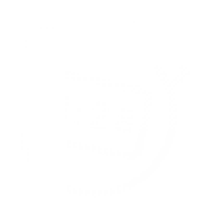 an outline image of a sports stopwatch