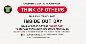 """childrens mental health week image about """"inside out day"""""""