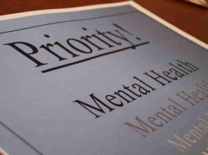 an image of a document with priority-mental-health written on it
