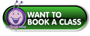 Want to book a class button