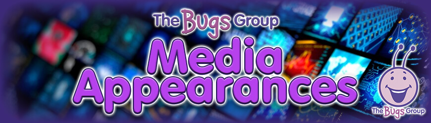 Bugs group media and tv appearances
