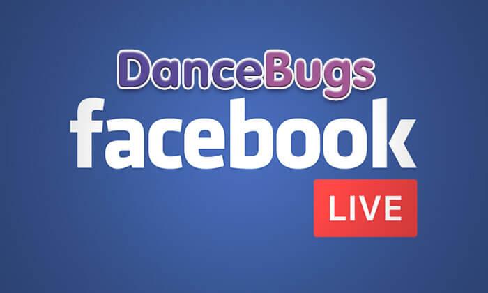 dancebugs facebook live thumbnail