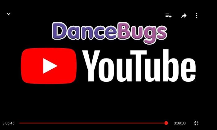 dancebugs youtube thumbnail
