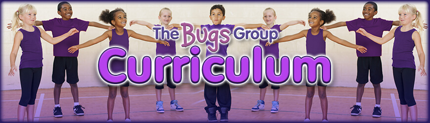 bugs group curriculum banner