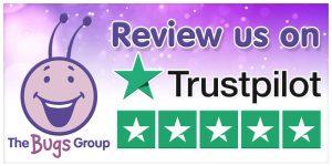 trustpilot review panel