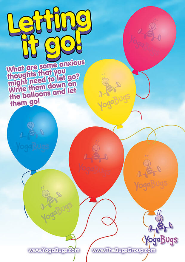 letting it go balloon exercise image