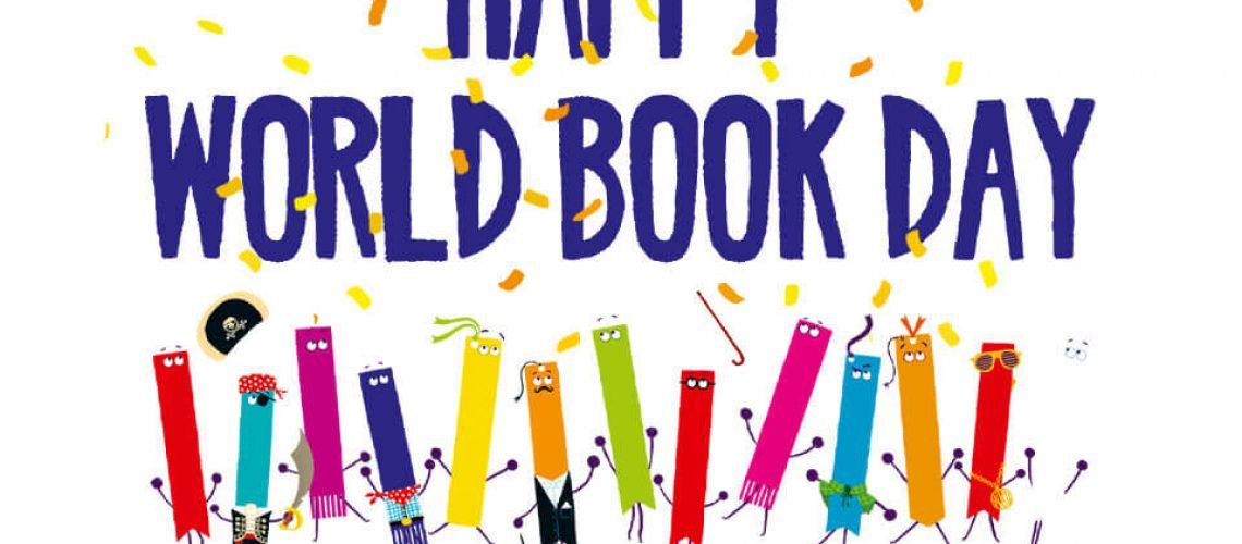 World Book Day celebration image
