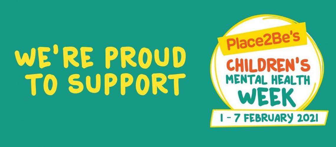 childrens mental health week banner