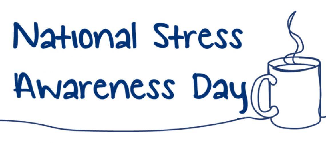 national stress awareness day image