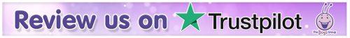 trustpilot review banner